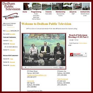 deadham public tv website