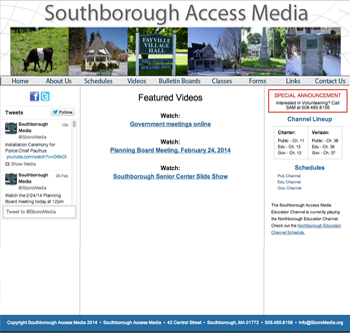 southborough access media