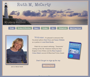 website of ruthmmccarty